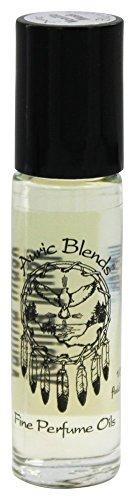Auric Blends - Fin Parfum Huile Rouler Sur Vanille Musc - 0,33 oz.