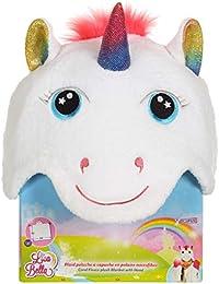 Gipsy Lica Bella Unicornio Peluche, 55756, Blanco/Rosa, tu