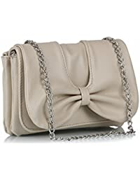 Butterflies Women's Clutch (Off-White,BNS 2194)