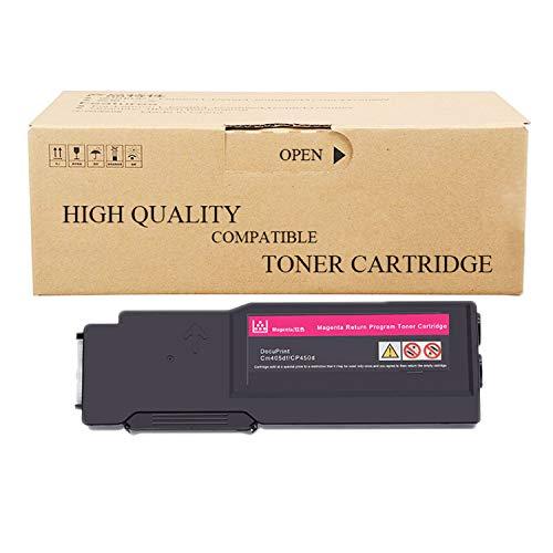 SHZJZCompatibile Con Xerox Phaser 6600 Cartuccia Di Toner Per XEROX Phaser 6600 Workcentre 6605 Cartuccia Stampante,Rosso