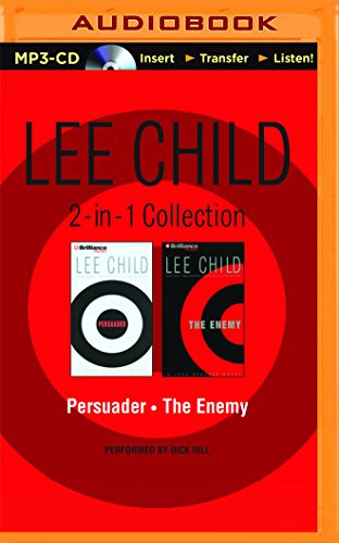Lee Child - Jack Reacher Collection: Book 7 & Book 8: Persuader, the Enemy (Lee Child-7)