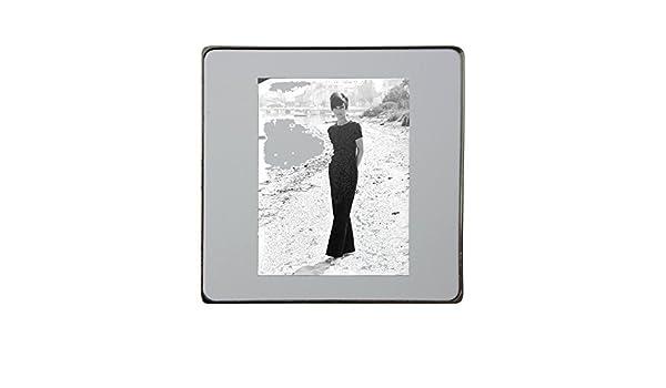 Kühlschrank Quadratisch : Amazon.de: metall quadratisch kühlschrank magnet mit audrey hepburn