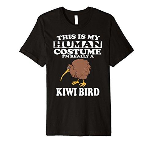 Kiwi Vogel Kostüm - This Is My Echthaar Kostüm Ich
