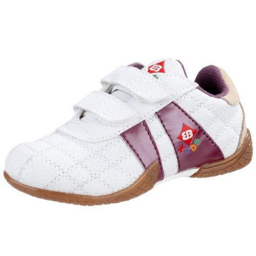 EB Kids Nicki V 651040, Chaussures premiers pas  fille Blanc