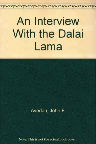 An Interview With the Dalai Lama by John F. Avedon (1980-12-01)