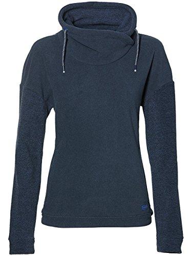 O'Neill Damen Drawstring Funnel Neck Fleeces, Ink Blue, S Performance Microfleece-pullover