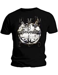 Disturbed Official T Shirt Immortalized 'Symbol' Logo All Sizes