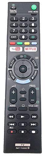 Sony RMT-TX300E / RMTTX300E Telecommande Originale Pour Televiseur Sony