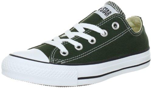 Converse AS Season Ox Can 132297C, Sneaker unisex adulto Verde (Grün (kombu green))
