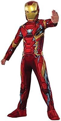 Disfraz de Iron Man para niño - Único, 5 a 7 años