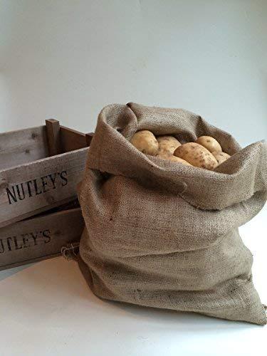 Nutley es resistente saco 50 x 80 cm patatas 10 unidades