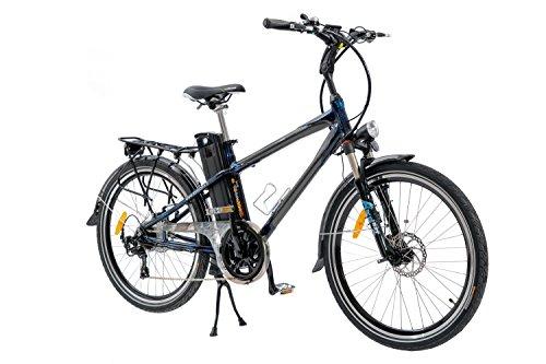 Tommybike Tomyroad Vélo Électrique Mixte Adulte, Bleu