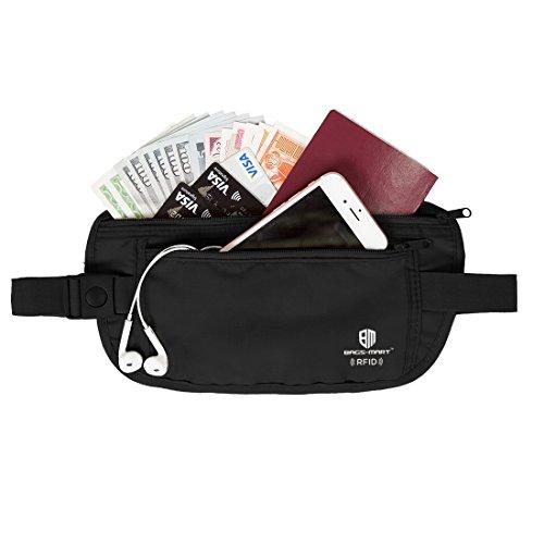BAGSMART Custodie Protettive RFID per Carte di Credito e Passaporto