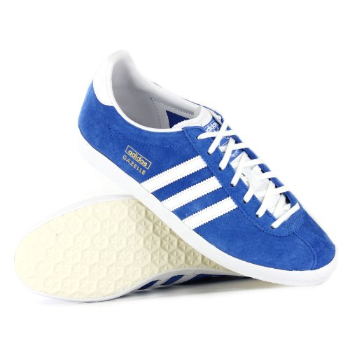 adidas Gazelle OG Herren Sneakers bright royal/white/gold metallic