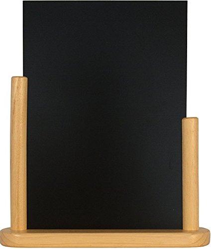 securit-tableau-noir-pour-avec-petite-tablette-finition-laquee-uni-21-x-30-cm