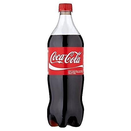 Coca Cola 1L Paquete de 6