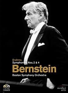 Leonard Bernstein - Bernstein at Tanglewood (NTSC)