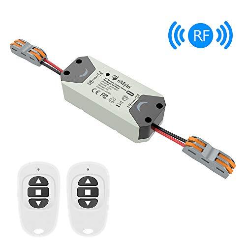 eMylo Smart Wireless RF Controlador del motor Interruptor de RF relé 12V...