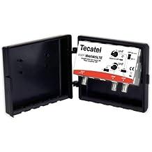 Amplificador de mástil Tecatel Máx 40dB, UHF/UHF LTE