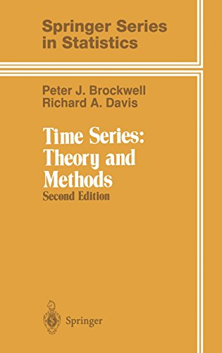 Time Series: Theory and Methods (Springer Series in Statistics) - Analyse Business Modell