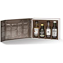 Peated Malts of Distinctions Whisky Probierpaket (4 x 0.05 l)