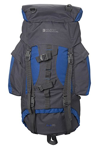 mountain-warehouse-tor-large-65-litre-rucksack-for-walking-hiking-camping-festival-bag-blue