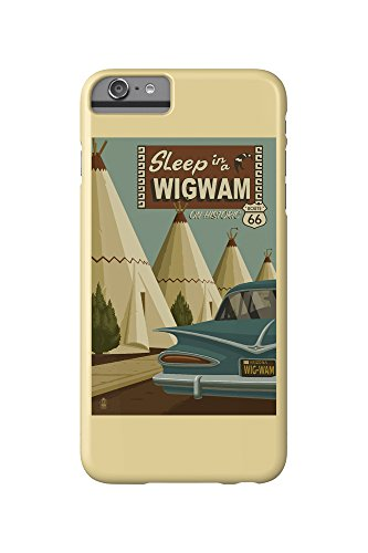 holbrook-arizona-route-66-wigwam-village-motel-iphone-6-plus-cell-phone-case-slim-barely-there