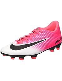 Nike Mercurial Victory IV IC Scarpe da calcio uomo, pink