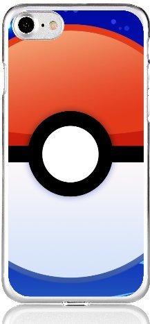 POKEMON iPHONE 5/5s Schutz Hülle Disney Cartoon Comic Anime Motive Case blauer Pokeball iPhone 5 Red Blue