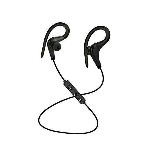 szjsl spritzwasserdicht 4.1hd Wireless-Sportkopfhörer Stereo-schweiß Kopfhörer am Ohr Akku Kopfhörer mit Geräuschunterdrückung
