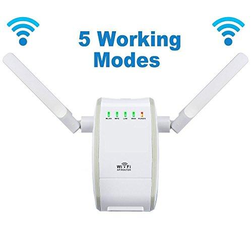Wifi Router, XINGDONGCHI 300Mbps Wireless Range Extender