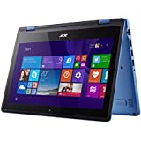 Acer Aspire R3 11.6-Inch Touch Screen Notebook (Intel Celeron N3050 1.6 GHz, 4 GB RAM, 500 GB HDD, Webcam, Integrated Graphics, Windows 8.1)
