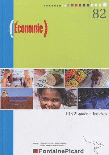 Economie BTS tertiaires 2e anne