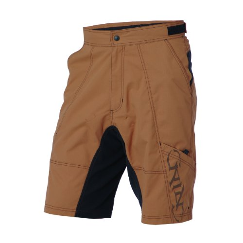 Cannondale Herren Nebel Baggy Bike Shorts, Herren, latte (Bike Shorts Cannondale)