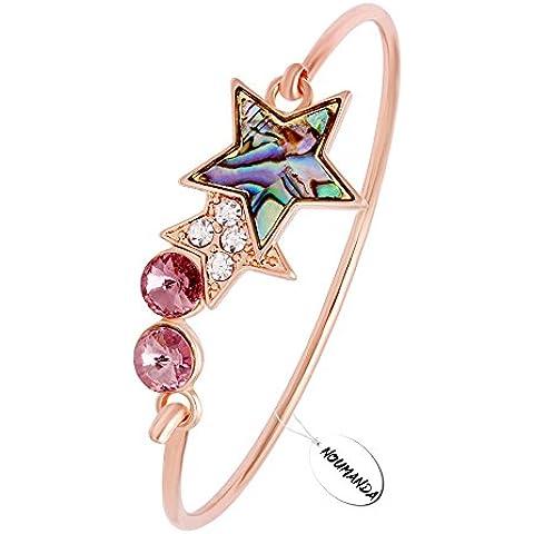 noumanda braccialetto, con Abalone Ciondolo Fashion Jewelry Accessori
