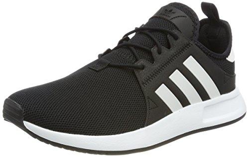 adidas Herren X_Plr Turnschuhe, mehrfarbig (Negbas/Ftwbla/Negbas), 46 2/3 EU