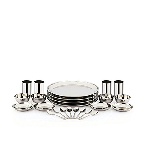 Pigeon Sparkle Lunch Set, 24-Pieces  available at amazon for Rs.1585