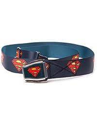 Superman Accessoires Gürtel Logo