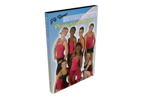 Urban Rebounder Deante Dance Percussive Jam DVD (Tanz Videos Für Frauen)