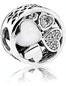 Pandora Damen-Bead Charms 925 Sterlingsilber 792143CZ
