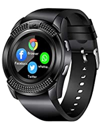 Time UP I-PRO Series Android/iOS Smart Watch-Cum-Phonewatch for Men & Women-SMRT-IPRO-VZ8-11