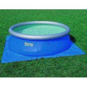 Bestway Bodenfolien Fast Set Pools 335 x 335 cm