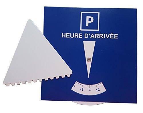 Cora 001128217Pz Disque de stationnement gratte-givre
