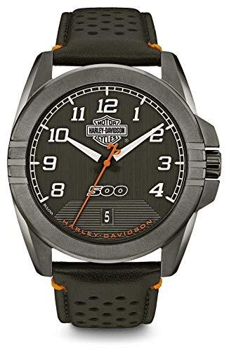 orologio solo tempo uomo Harley Davidson sportivo cod. 78B143