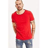 DeFacto Slim Fit Basic T-shirt Erkek T-Shirt