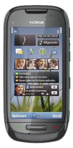 Nokia C7-00 Nero