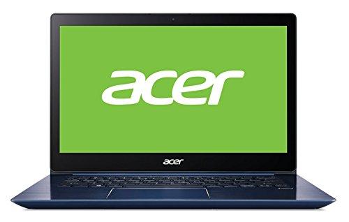 "Acer Swift 3 SF314-52G - Ordenador portátil 14"" FHD IPS (Intel Core i5-8250U, 8 GB de RAM, 256 GB SSD, Nvidia Geforce MX150 de 2 GB, Windows 10 Home) Azul - Teclado QWERTY Español"