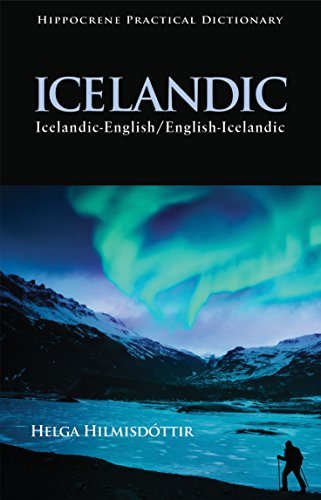 Icelandic-English/English-Icelandic Practical Dictionary (English Edition)