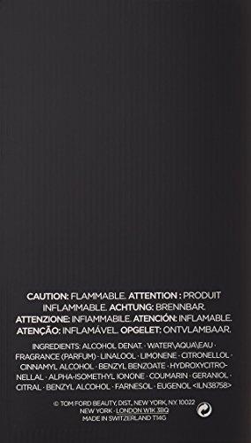 Tom Ford NOIR FOR MEN Eau De Parfum Spray 100ml (3.4 Fl.Oz) EDP