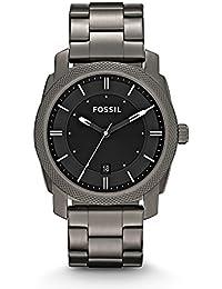 Fossil Analog Black Dial Men's Watch - FS4774